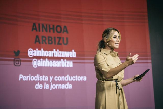 Ainhoa Arbizu Forbes Summit Business Influencers