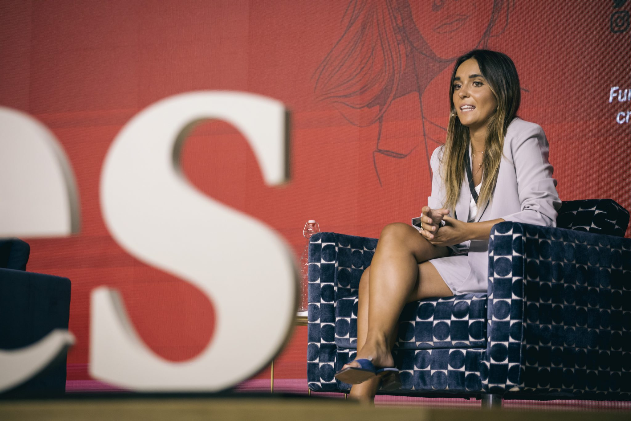 Inés Arroyo Laagam Forbes Summit Business Influencers