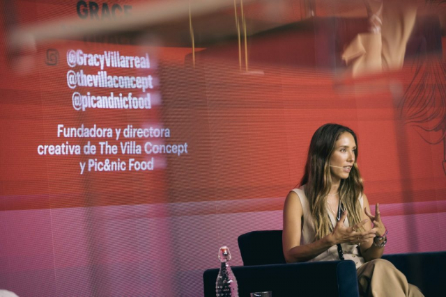 Grace Villareal The Villa Concept Forbes Summit Business Influencers