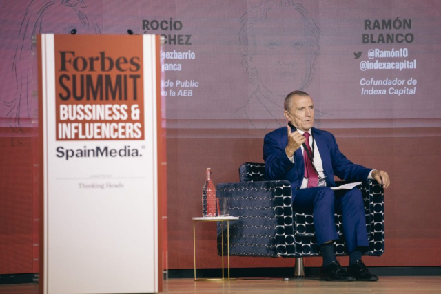 Manuel Conthe Forbes Summit Business Influencers