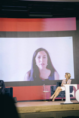 Rocío Sánchez, AEB Forbes Summit Business Influencers