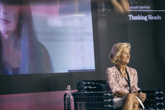 Ana Bolado, Forbes Summit Business Influencers