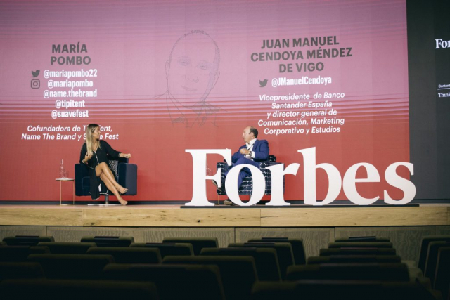 María Pombo, Forbes Summit Business Influencers
